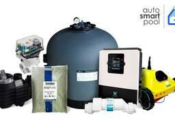 AutoSmartPOOL - набор оборудования для бассейнов