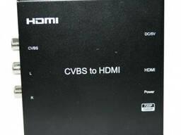 AV на HDMI конвертер