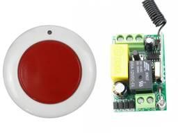 Аварийная кнопка, передатчик дистанционного управления беспроводная тревожная кнопка реле