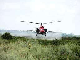 Авиационно-химические работы сельхозавиацией вся Украина