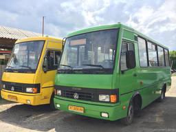 Авто электрик Тата 613 автобус Эталон А079, Иван А07А, I - van A07A.