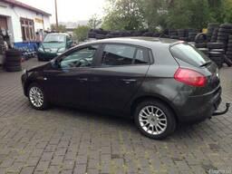 Авторазборка фиат Fiat Bravo 2007-2014 детали кузова
