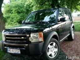 Авто разборка б/у запчасти Land Rover Discovery Ленд Ровер