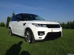 Авто розборка Land Rover Range Rover Sport II 2013 - наст.