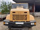 Автобетоносмеситель КрАЗ 6510, 1994г - фото 2