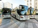 Автобус Алчевск - Курск - Орел - Брянск - фото 1