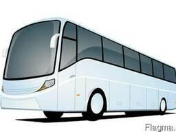 Автобус Луганск - Краснодон - Свердловск - Крым - Свердловск