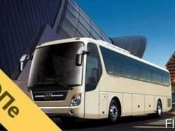 Автобус Луганск - Ялта - Севастополь