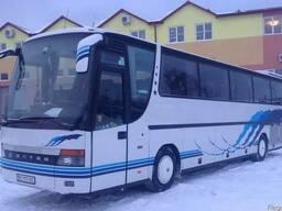 Автобус Львів-Буковель-Львів