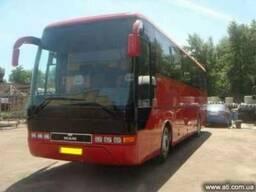 Автобус МАН S2000 47 мест в аренду с водителем