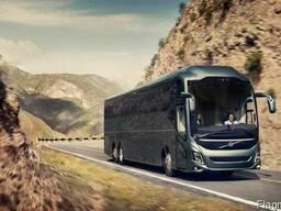 Автобус - мікроавтобус за кордон - перевезення зі Львова