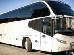 Автобус Севастополь - Ялта - Луганск