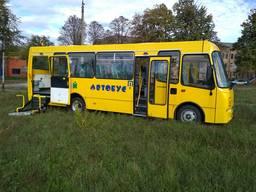 Автобус шкільний Isuzu -Ataman D092S4 Новий 2021 рік