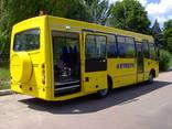 Автобус специализированный школьный Аtaman D093S4 (инвалид) - фото 2