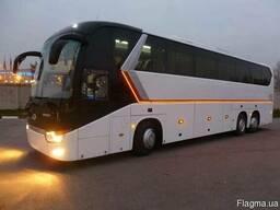 Автобус Стаханов-Луганск-Днепр-Одесса (через СНГ, по Украине