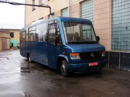 Автобус ТУР-407 на шасси Mercedes-Benz Vario