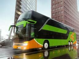 Автобуси закордон Львів, Пасажирські перевезення в Європу