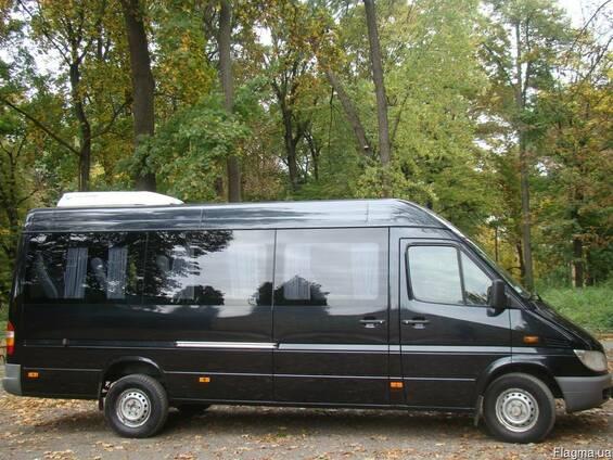 Автобусом в Словакию (Кошице,Дудинце,Нитра,Банска-Бистрица)