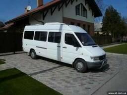 Автобусы и микроавтобусы под заказ