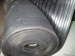 Автодорожка - напольное резиновое покрытие.