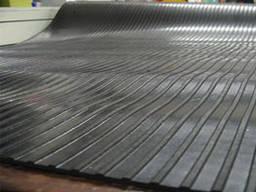 Автодорожка резиновая полоска, размер 1, 8 x 6, 2 м