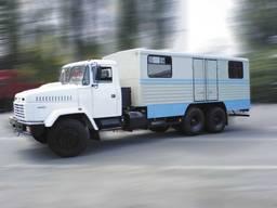 Автофургон ФПВ-16406 на базе шасси КрАЗ-65053