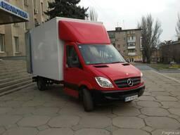 Автогрузоперевозки. Газель, Спринтер по Запорожью и Украине