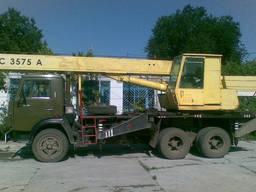 Автокран - 10 т. стріла 15.5м.