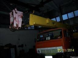 Автокран КАМАЗ КС4572