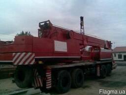 Автокран КС6471 Bumar