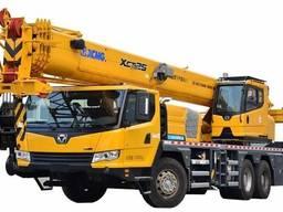 Автокран XCMG г/п 25 тонн