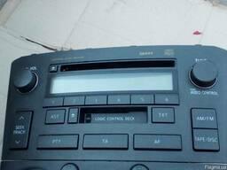 Автомагнитола 86120-05070 на Toyota Avensis 03-08 (T25) (Той