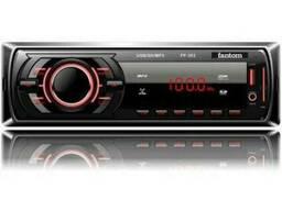 Автомагнитола Fantom FP-303 Black/Red
