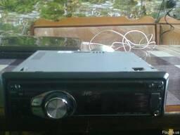 Автомагнитола jvc kd-r501
