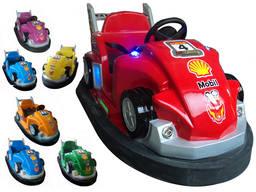 Автомашинки с бампером для автодрома Электромашины. ..