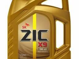 Автомасло ZIC X9 5W-40