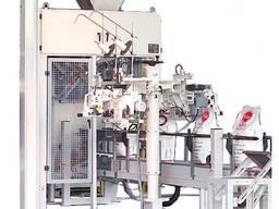 Автомат для фасовки древесного угля в крафт пакеты