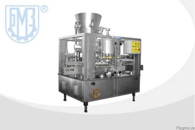Автомат дозировочно-наполнительный Ж7-ДНГ-6