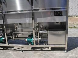 Автомат (моноблок) для розливу бутильованої води QGF 120