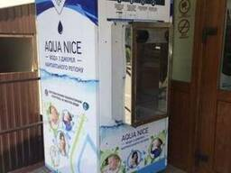 Автомат по розливу води 1. 06