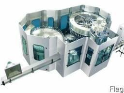 Автомат розливу газованих напоїв (моноблок)