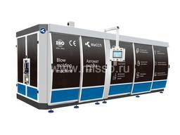 Автомат выдува ПЭТ бутылок А-12000-7