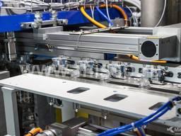Автомат выдува ПЭТ бутылок А-8000-5
