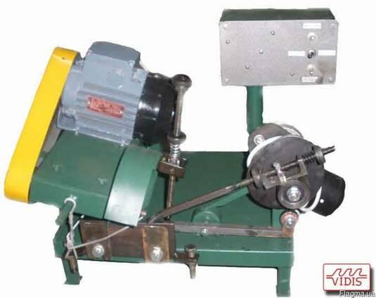 Автомат для заточування стрічкових пил
