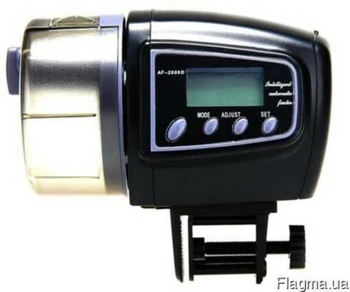 Автоматическая кормушка рыб для аквариума AF-2005D