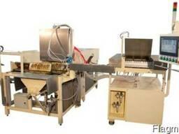 Автоматическая линия для производства кондитерских изделий