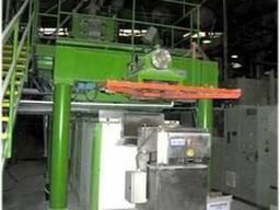 Автоматическая линия для производства макарон 900 кг/час