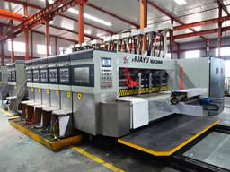 Автоматическая линия по производству картона