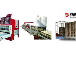 Автоматическая линия для производства поддонов Stori Mantel