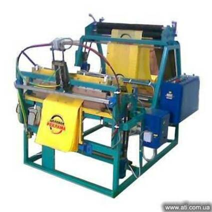 Автоматическая машина УИП60А для изготовления пакетов